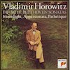 Vladimir Horowitz /Favorite Beethoven Sonatas: Moonlight, Appasionata, Pathétique【ウラディミール・ホロヴィッツ】