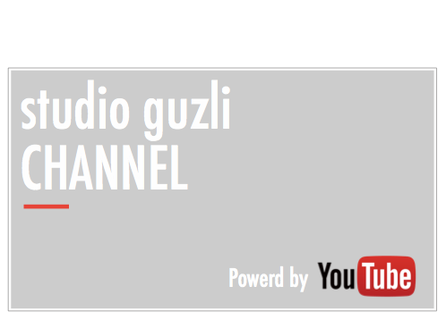 studio guzli YouTube Channel